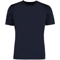 textil Herr T-shirts Gamegear Cooltex Marinblått/Navy