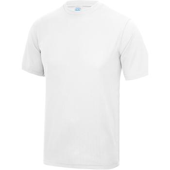textil Barn T-shirts Awdis JC01J Arctic White