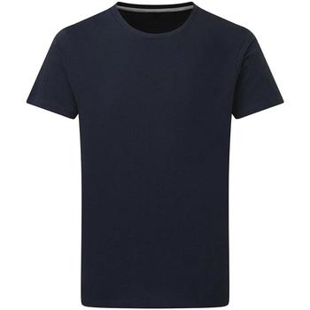 textil Herr T-shirts Sg Perfect Marinblått