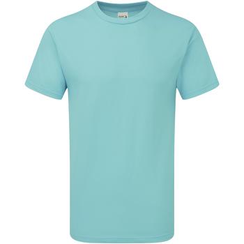 textil Herr T-shirts Gildan H000 Kalkhaltig mynta