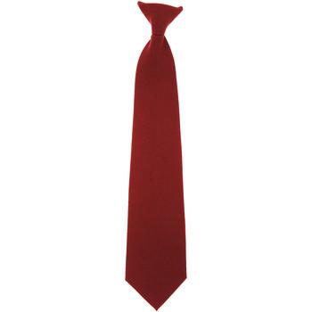 textil Herr Slipsar och accessoarer Yoko CT01 Bourgogne