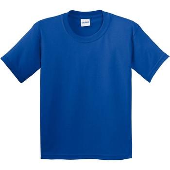 textil Barn T-shirts Gildan 64000B Kungliga