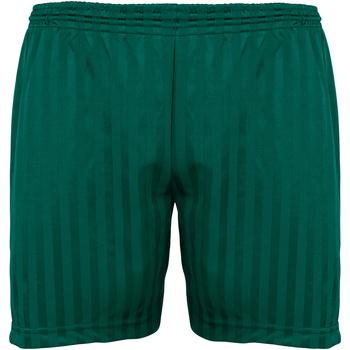 textil Barn Shorts / Bermudas Maddins MD15B Flaskegrön