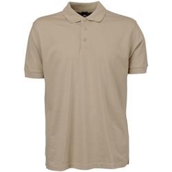 textil Herr Kortärmade pikétröjor Tee Jays TJ1405 Kit