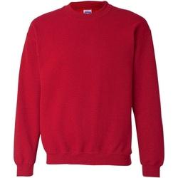 textil Sweatshirts Gildan 18000 Antik körsbärsröd