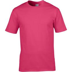 textil Herr T-shirts Gildan 4100 Heliconia