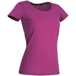textil Dam T-shirts Stedman Stars  Cupcake rosa