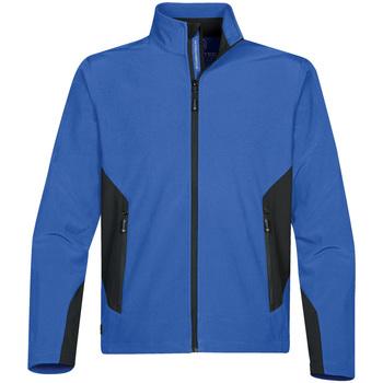 textil Herr Vindjackor Stormtech ST802 Azure Blue/ Svart