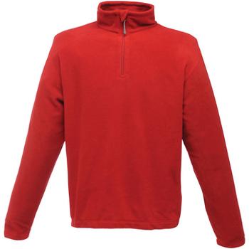 textil Herr Fleecetröja Regatta TRF549 Klassiskt röd