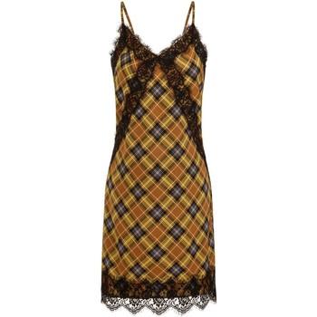 textil Dam Korta klänningar Girls On Film  Gul