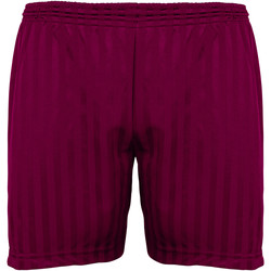textil Barn Shorts / Bermudas Maddins MD15B Maroon