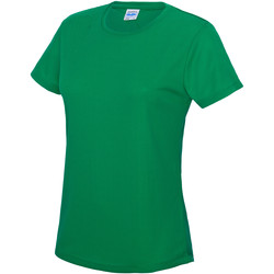 textil Dam T-shirts Awdis JC005 Kelly Green