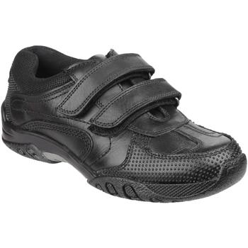 Skor Pojkar Sneakers Hush puppies Jezza Svart