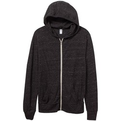 textil Herr Sweatshirts Alternative Apparel AT002 Eco Black