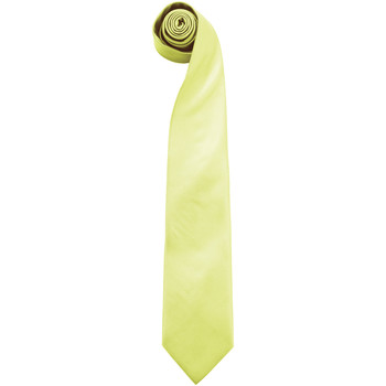 textil Herr Slipsar och accessoarer Premier  Lime