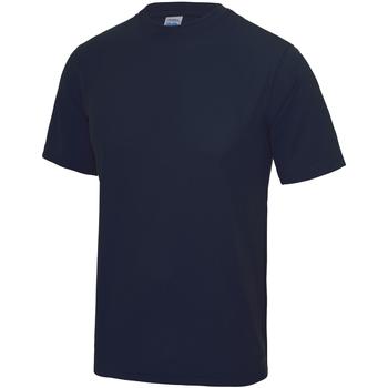 textil Barn T-shirts Awdis JC01J Franska flottan
