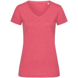 textil Dam T-shirts Stedman Stars  Körsbärsljung