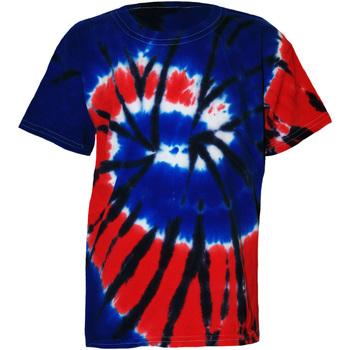 textil Barn T-shirts Colortone TD02B Självständighet