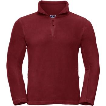 textil Herr Fleecetröja Russell 874M Klassiskt röd