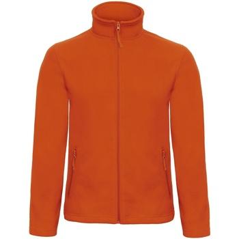 textil Herr Fleecetröja B And C ID 501 Pumpkin Orange