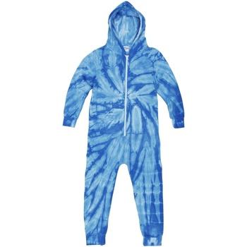 textil Barn Pyjamas/nattlinne Colortone Die Tye Spindel kunglig