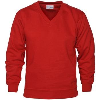 textil Herr Sweatshirts Absolute Apparel  Röd