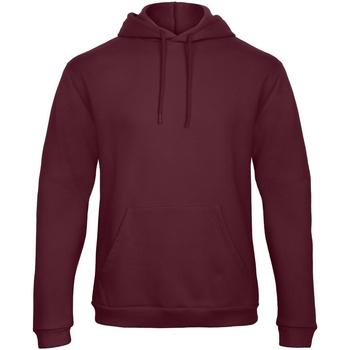 textil Sweatshirts B And C ID. 203 Bourgogne