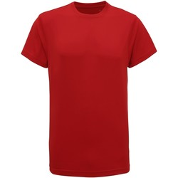 textil Herr T-shirts Tridri TR010 Eldröd