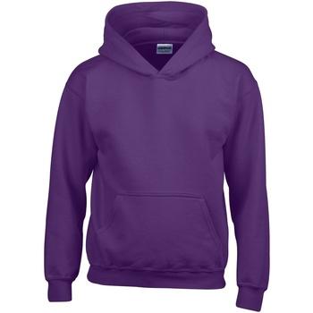 textil Barn Sweatshirts Gildan 18500B Lila
