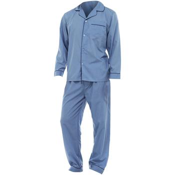 textil Herr Pyjamas/nattlinne Universal Textiles  Blå