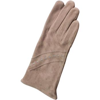Accessoarer Dam Handskar Eastern Counties Leather Sian Taupe