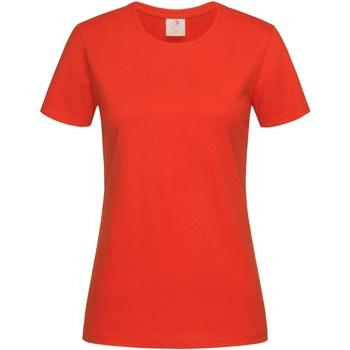 textil Dam T-shirts Stedman  Briljant orange
