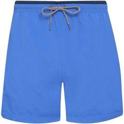 textil Herr Shorts / Bermudas Asquith & Fox AQ053 Kunglig/marinefärgad