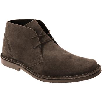 Skor Herr Boots Roamers Desert Mörkbrun