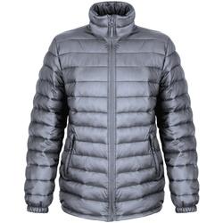 textil Dam Täckjackor Result R192F Frostgrått
