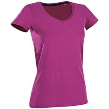 textil Dam T-shirts Stedman Stars Claire Cupcake rosa
