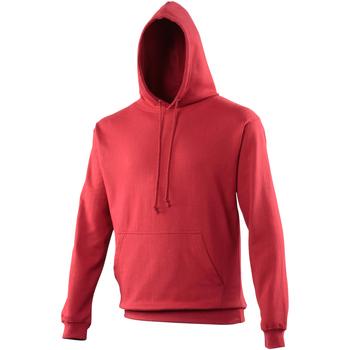 textil Sweatshirts Awdis College Röd het chili