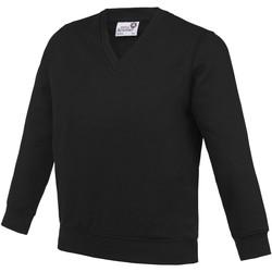 textil Barn Sweatshirts Awdis  Svart