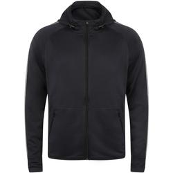 textil Herr Sweatshirts Tombo Teamsport TL550 Svart