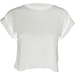 textil Dam T-shirts Mantis M96 Vit