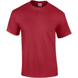 textil Herr T-shirts Gildan Ultra Kardinal