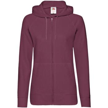 textil Dam Sweatshirts Fruit Of The Loom 62150 Bourgogne