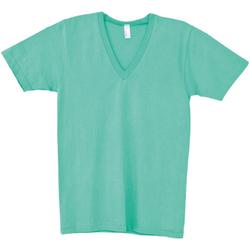 textil Herr T-shirts American Apparel AA049 Mynta