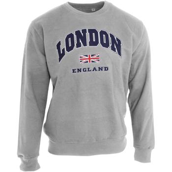 textil Sweatshirts Universal Textiles  Sport Grå