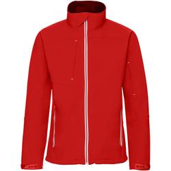 textil Herr Vår/höstjackor Russell R410M Klassiskt röd