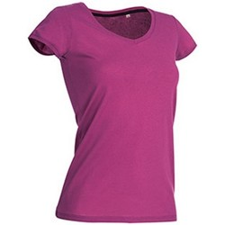 textil Dam T-shirts Stedman Stars Megan Cupcake rosa