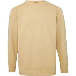 textil Herr Sweatshirts Comfort Colors CO040 Senap