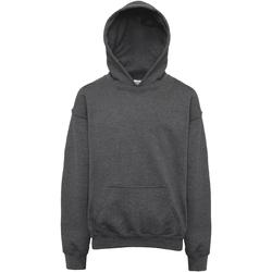 textil Barn Sweatshirts Gildan 18500B Mörk ljung