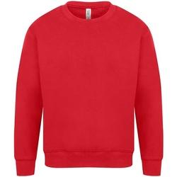 textil Herr Sweatshirts Casual Classics  Röd