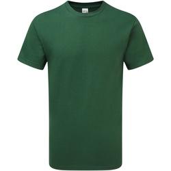 textil Herr T-shirts Gildan H000 Sport Mörkgrön